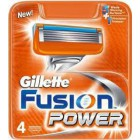 Recambio Gillette Fusion Power 4 Un
