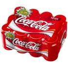Cocacola Lata 33 Cl Pack-12 Unidades <hr>1.64€ / Litro.