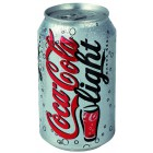 Cocacola Light Lata 33 Cl <hr>1.58€ / Litro.