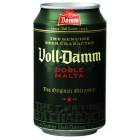 Cerveza Voll Damm Lata 33cl 7,2° <hr>2.21€ / Litro.