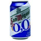 Cerveza San Miguel 0.0 Sin Alcohol Lata 33cl