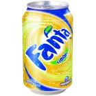 Fanta Limón Lata 33 Cl <hr>1.30€ / Litro.