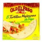 Tortillas de Trigo Old El Paso 326 Gramos