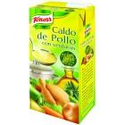 Caldo Knorr Abuela Pollo Con Verduras 1 Litro