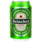 Cerveza Heineken Lata 33 Cl 5° <hr>1.79€ / Litro.