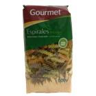 Pasta Gourmet Espirales 500 Gramos <hr>1.30€ / Kilo.