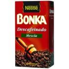 Café Molido Descafeinado Mezcla Bonka 250 Gramos <hr>9.32€ / Kilo.