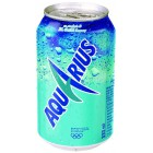 Aquarius Lata 33 Cl <hr>1.67€ / Litro.