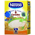 Papilla Nestle 8 Cereales Con Bifidus 600 Gramos <hr>5.80€ / Kilo.