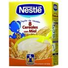 Papilla Nestle 8 Cereales con Miel 600 Gramos <hr>5.80€ / Kilo.