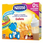 Papilla Nestle Galleta 2x250 Gramos <hr>8.00€ / Litro.