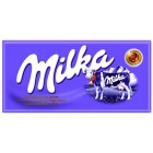 Chocolate Milka Extrafino Con Leche 125 Gramos