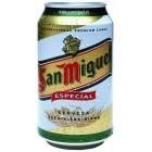 Cerveza San Miguel Lata 33 Cl 5,4°