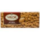 Chocolate Valor Puro Almendra 250 Gramos <hr>9.56€ / Kilo.