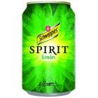 Schweppes Limón Spirit Lata 33cl