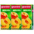 Nectar Granini Melocotón Brick 200ml Pack De 3 Unidades <hr>1.83€ / Litro.