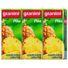 Nectar Granini Piña Brick 200 Pack De 3 Unidades <hr>2.02€ / Litro.
