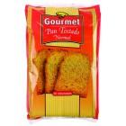 Pan Gourmet Tostado Normal 30 270 Gramos