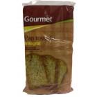 Pan Gourmet Tostado Integral 30 270 Gramos