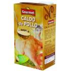 Caldo De Pollo Gourmet Brick 1 Litro