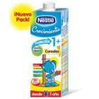 Leche Nestle Crecimiento Con Cereales Brick 1 Litro <hr>1.59€ / Litro.