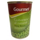Guisantes Gourmet 250 Gramos <hr>3.08€ / Kilo.