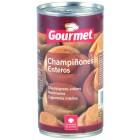 Champiñones Enteros Gourmet 185 Gramos <hr>5.24€ / Kilo.