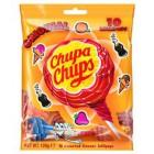 Chupa Chups Bolsa 10 U <hr>0.14€ / Unidad