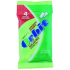 Chicle Orbit Hierbabuena en Grageas Pack De 4 Unidades