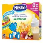 Papilla Nestlé Multifrutas 2x250 Gramos <hr>7.72€ / Litro.