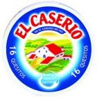Queso Caserío 16 Porciones 23,7% Materia Grasa 250g  <hr>6.68€ / Kilo.