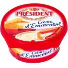 Crema President Emmental 125 G <hr>11.76€ / Kilo.