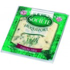 Queso Roquefort Societé 100 Grs <hr>23.00€ / Kilo.