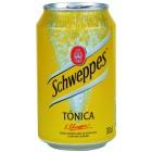 Tónica Schweppes Lata 33 Cl <hr>1.91€ / Litro.
