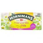 Infusión De Manzanilla y Anís Hornimans 25 Sobres