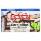 Sardinillas Gourmet En Aceite Vegetal 65 Gramos <hr>14.46€ / Kilo.