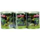 Aceitunas Gourmet Rellenas Pack-3 120 Gramos <hr>4.59€ / Kilo.