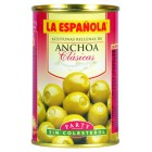 Aceitunas Española Rellena de Anchoas Party 130 Gramos <hr>9.54€ / Kilo.