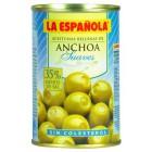 Aceituna Española Rellena De Anchoas Suave Party 130 Gramos <hr>9.31€ / Kilo.