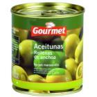 Aceitunas Gourmet Rellenas 85 Gramos <hr>7.06€ / Kilo.