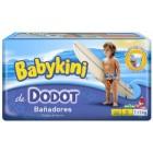 Babykini Dodot Talla-3/4 7-15kg 12u <hr>0.61€ / Unidad
