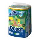 Pañal Dodot Absorción 3D Talla 3 4-10k 88 unidades <hr>0.20€ / Unidad