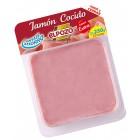 Jamón Cocido Extra en lonchas El Pozo 250 Gr <hr>7.84€ / Kilo.