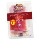 Jamón Curado Selección En Lonchas El Pozo 90 Gr <hr>14.90€ / Kilo.