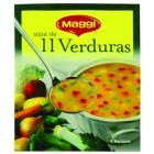 Sopa 11 Verduras Maggi 53 Gr