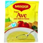 Sopa De Ave Con Fideos Maggi 78 Gr