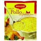 Sopa De Fideos Con Pollo Maggi 82 Gr