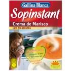 Sopinstant  Crema De Marisco Gallina Blanca 3 Sobres De 66 Gr <hr>1.09€ / Unidad