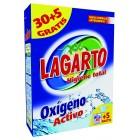 Detergente En Polvo Lagarto Maleta 30 Lavados