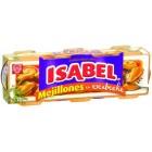 Mejillones En Escabeche Isabel 3 Ud De 85 Gr <hr>8.12€ / Kilo.